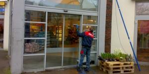 Facaderens på butik
